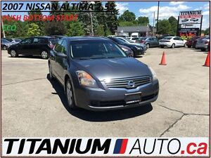 2007 Nissan Altima 2.5 S+New Tires & Brakes+Push Button Start+EC