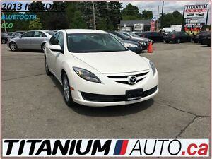 2013 Mazda MAZDA6 GS+Bluetooth+Alloys+Traction Control+4 Cyl ECO