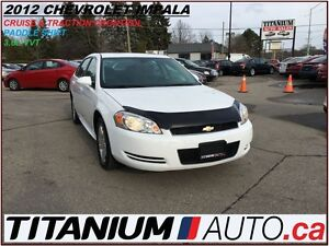 2012 Chevrolet Impala Traction & Cruise Control+Alloys+New Brake