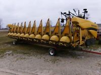 1997 New Holland 996-12 Row Narrow Corn Combine He