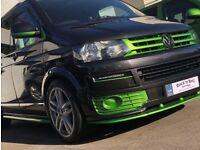 Volkswagen T5.1 T32 140bhp TDI SWB Day/Project Van For Sale BRAND NEW RESPRAY