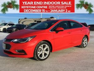 2018 Chevrolet Cruze Premier FWD *Backup Camera* *Heated Leather