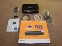HUMAX 1100S 1tb HD Freesat with Freetime Recorder Set Top Box