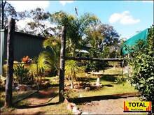 TOTAL Weekender Farm Shed Plus, 23.4ac, Electric, Phone, CALL NOW Toowoomba Surrounds Preview