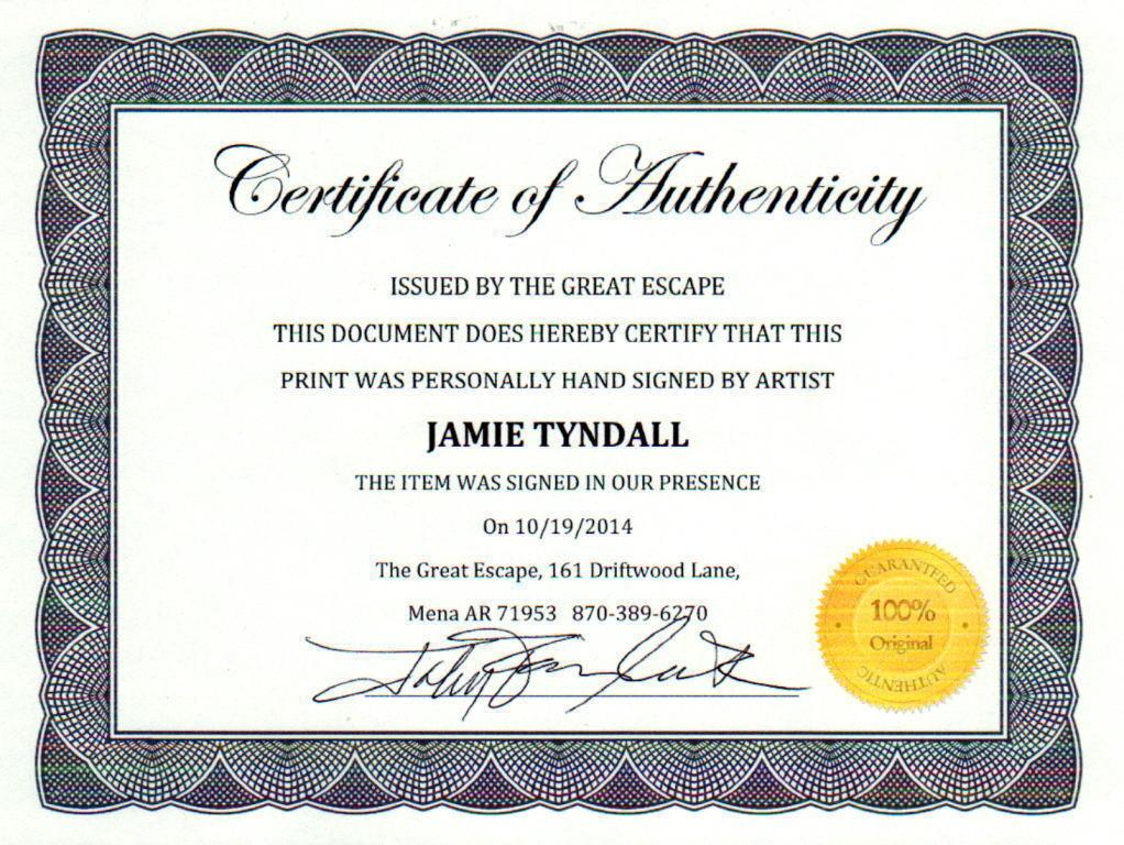 BARONESS w NAVY SEALS Print HAND SIGNED by Jamie Tyndall w COA G I Joe