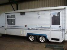 #1840  Regent 21' Shw/Toilet 12 rego R/out Free Delivery Up to 30 Penrith Penrith Area Preview