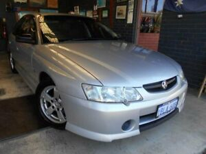 2003 Holden Commodore VY S Silver 4 Speed Automatic Sedan Fremantle Fremantle Area Preview