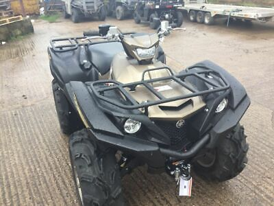 YAMAHA GRIZZLY 700 FWAD SE EPS in BROMSGROVE