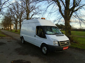 FORD TRANSIT 2.4TDCI 350 LWB1 YEARS WARRANTY (white) 2011