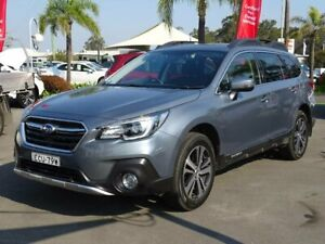 2018 Subaru Outback MY18 2.5i AWD Grey Continuous Variable Wagon South Nowra Nowra-Bomaderry Preview