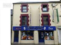 Town centre property for rent in Omagh