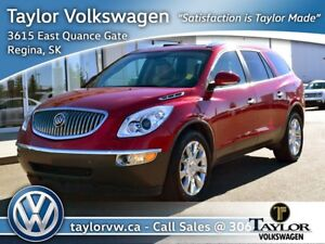 2012 Buick Enclave CXL AWD Fully Equipped 7 Passenger Local Trad