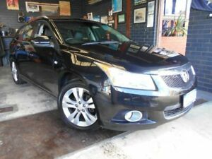 2013 Holden Cruze JH MY13 CDX Black 6 Speed Automatic Sportswagon Fremantle Fremantle Area Preview