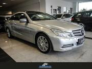 Mercedes-Benz E 350 CDI Coupe BlueEfficiency PANORAMA LEDER