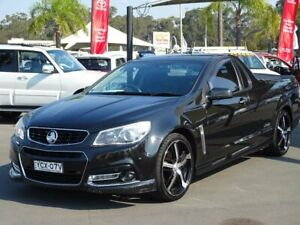 2014 Holden Ute VF SS-V Black 6 Speed Automatic Utility South Nowra Nowra-Bomaderry Preview