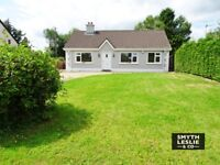 3 Bedroom house for rent with spacious living area, 5 minutes from Enniskillen
