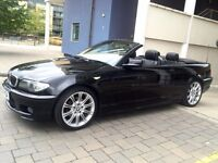 Bmw 318 msport convertible facelift swap for nice diesel or estate