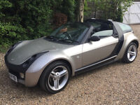 SMART ROADSTER IN EXCELLENT CONDITION FOR SALE