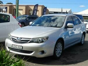 2011 Subaru Impreza MY11 R Special Edition (AWD) Silver 4 Speed Automatic Sedan South Nowra Nowra-Bomaderry Preview