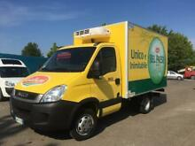 Iveco daily 35c12 cella frigor
