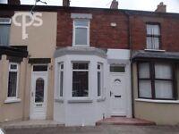 23 Dewey Street, 2 Bedroom Terraced House Available Immediately, £475 PCM