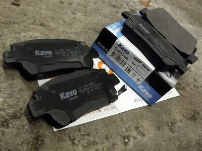 Disc brake pads, front, for Toyota MR2 mk3, IQ, Prius, Echo, Yaris etc 4 pad set