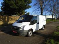 FORD TRANSIT 2.2TDCi 280 SWB Panel Van (white) 2011