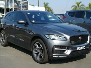 2016 Jaguar F-PACE MY17 30d R-Sport AWD Grey 8 Speed Automatic Wagon South Nowra Nowra-Bomaderry Preview