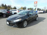 2013 Dodge Dart SXT 1.4 litre Turbo