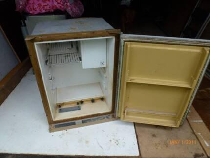 Caravan fridge Electrolux