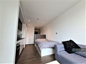 Studio flat in Printworks, Sheffield, S3 (#1066433)