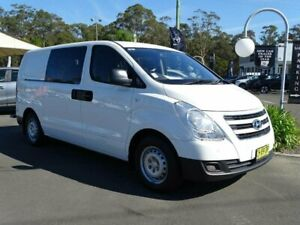 2016 Hyundai iLOAD TQ Series II (TQ3) White 5 Speed Automatic Van South Nowra Nowra-Bomaderry Preview