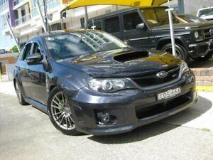 2013 Subaru WRX MY13 Premium (AWD) Grey 5 Speed Manual Hatchback