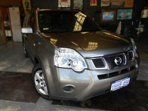 2010 Nissan X-Trail T31 MY10 ST (4x4) Silver 6 Speed CVT Auto Sequential Wagon Fremantle Fremantle Area Preview