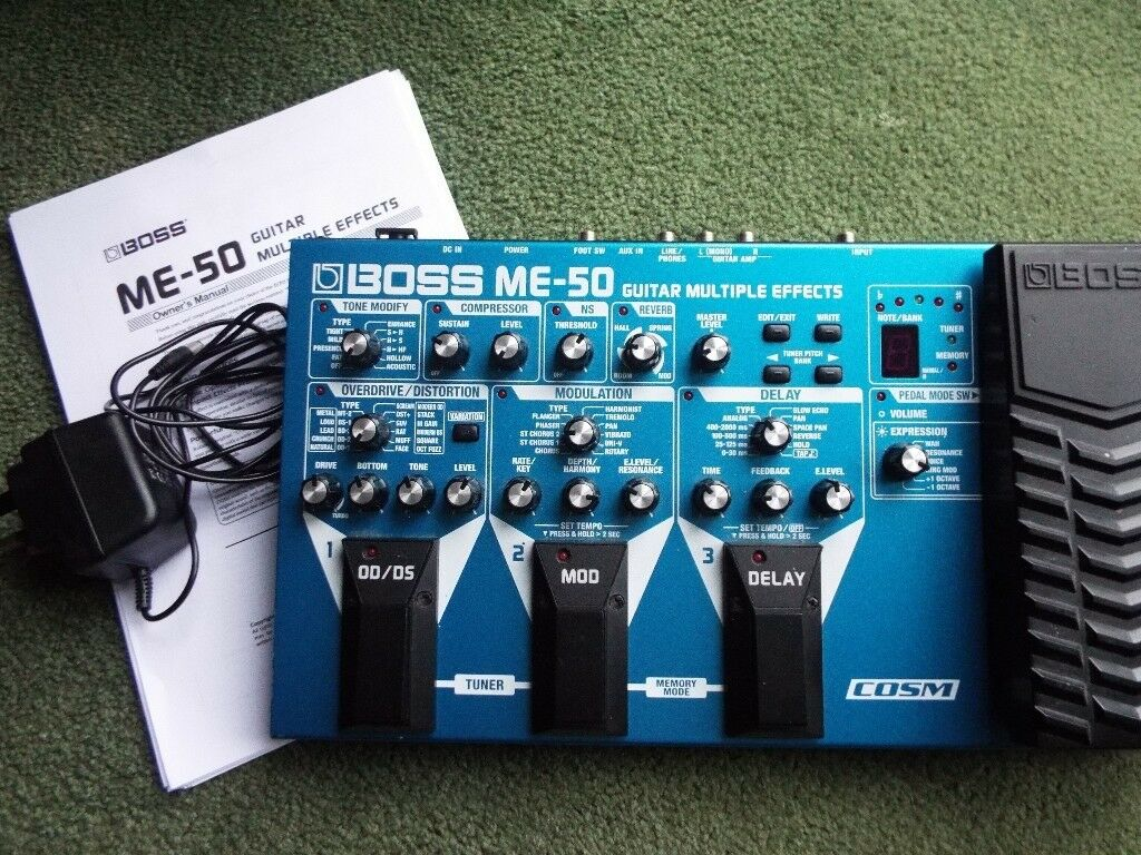boss me 50 manual daily instruction manual guides u2022 rh testingwordpress co Boss ME-50 Demo Effects Pedal Boss Me 50