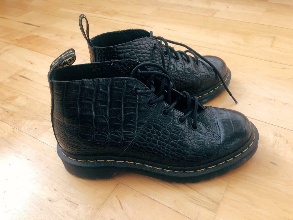 dr martens church croc boots