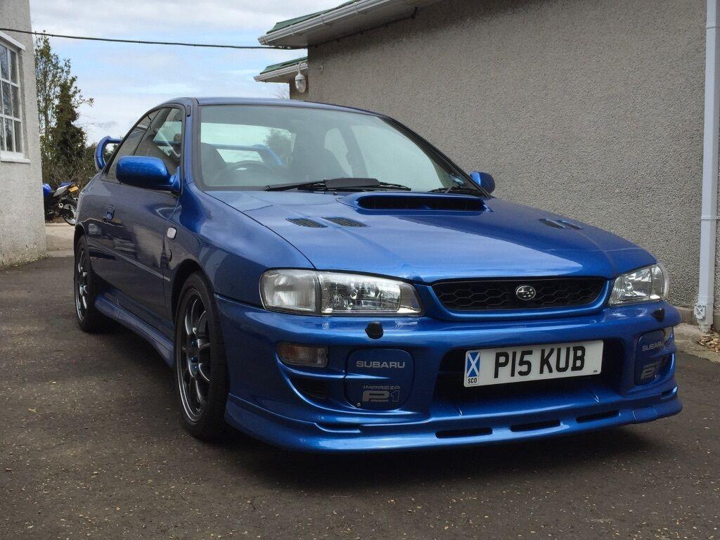 subaru impreza p1 for sale in balerno edinburgh gumtree rh gumtree com Subaru  Impreza P1 Rear V8 Subaru Impreza