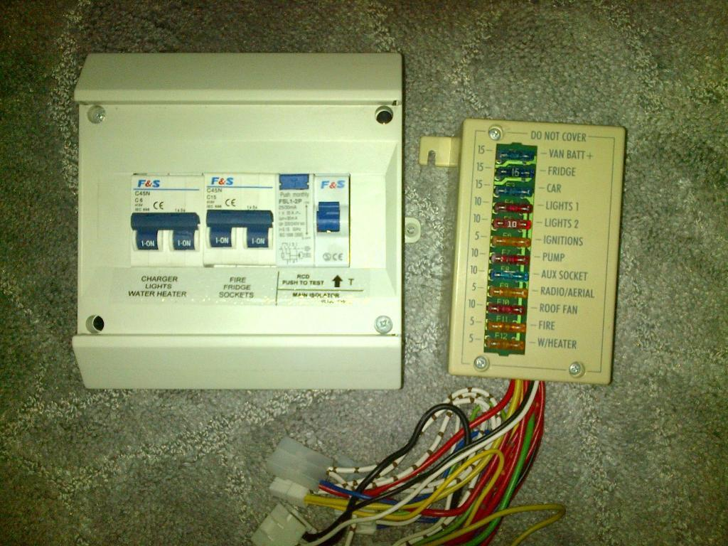 Caravan Fuse Box The Portal And Forum Of Wiring Diagram Water Pump Diagrams Rh Casamario De Running Hot
