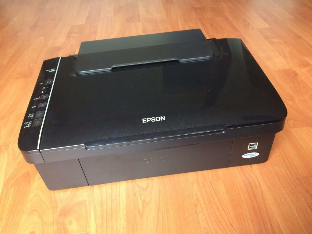 Windows драйвера принтера epson