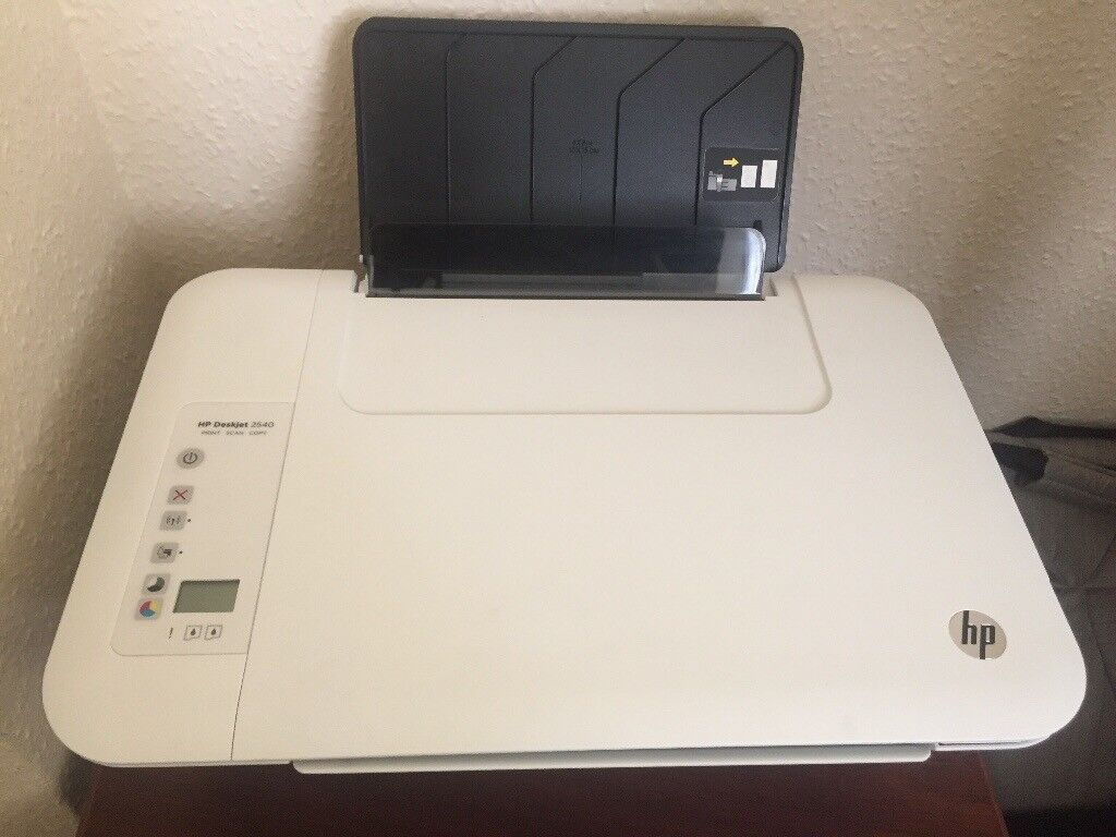 Hp Deskjet 2540 How To Scan - Hostgarcia