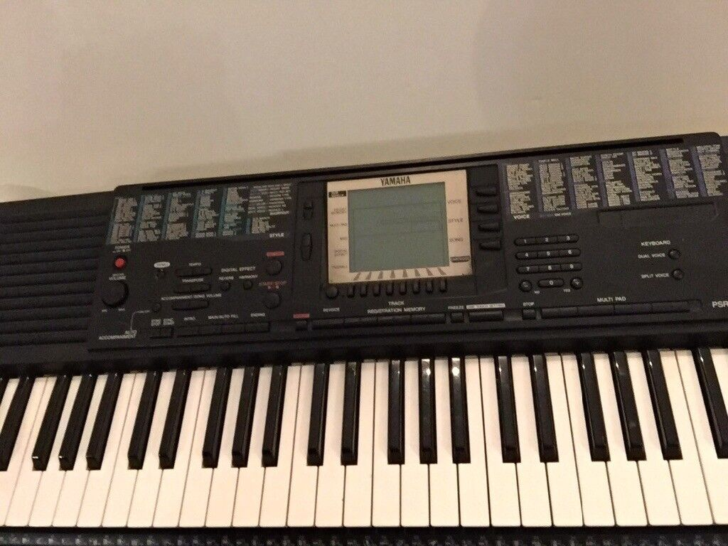 2 yamaha psr 330 electric keyboard s for sale in edinburgh city rh gumtree  com yamaha psr-330 manual pdf yamaha psr 330 keyboard manual