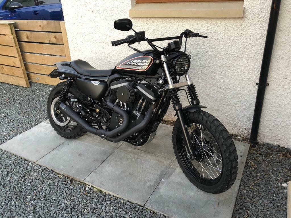 Harley Davidson Sportster Scrambler For Sale Cheap Online