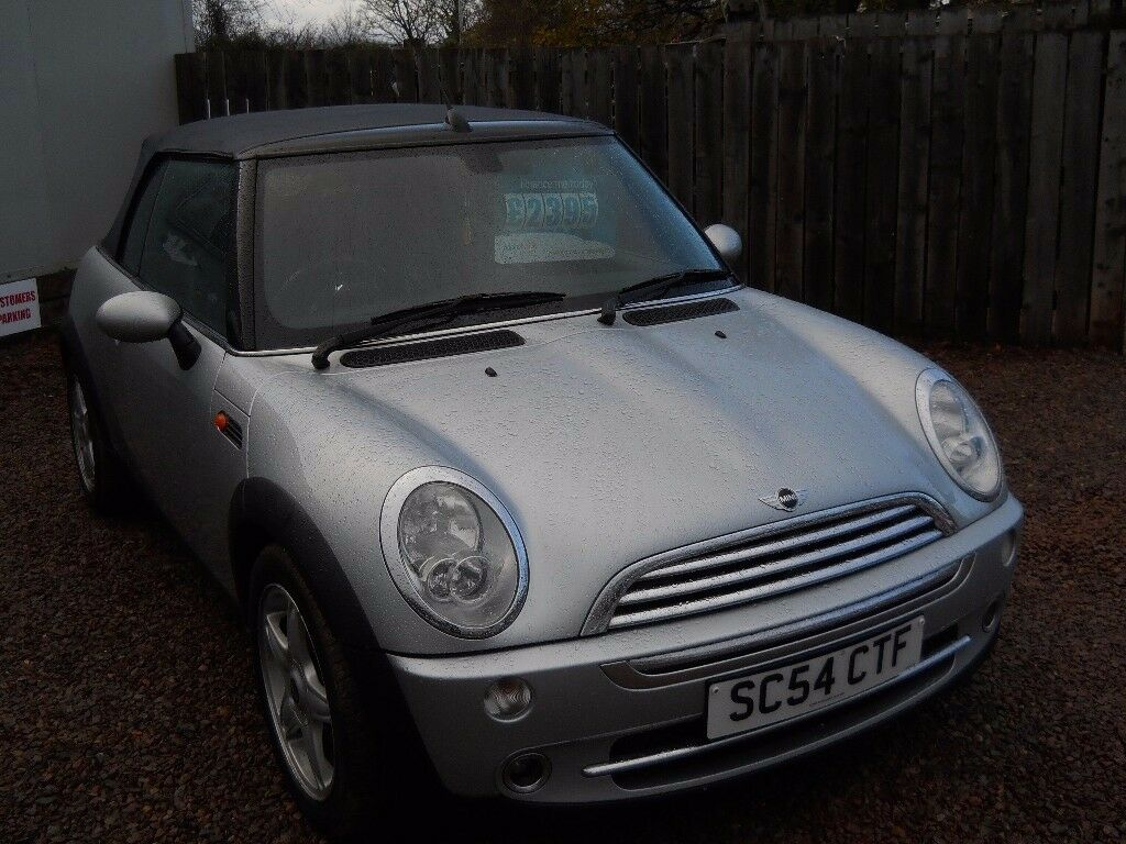 Mini Cooper 2004 Engine Y At Low Sd