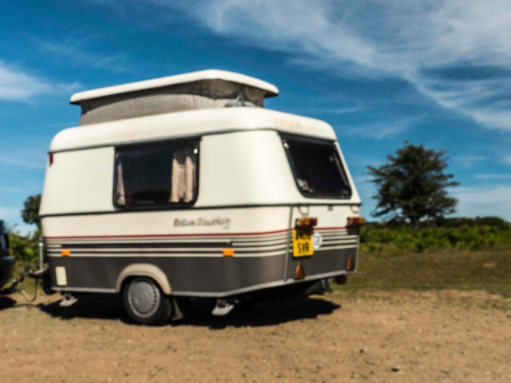 Eriba Caravan Wiring Diagram Trusted Diagrams Puck Retro 2 Berth In Plymouth Devon Gumtree