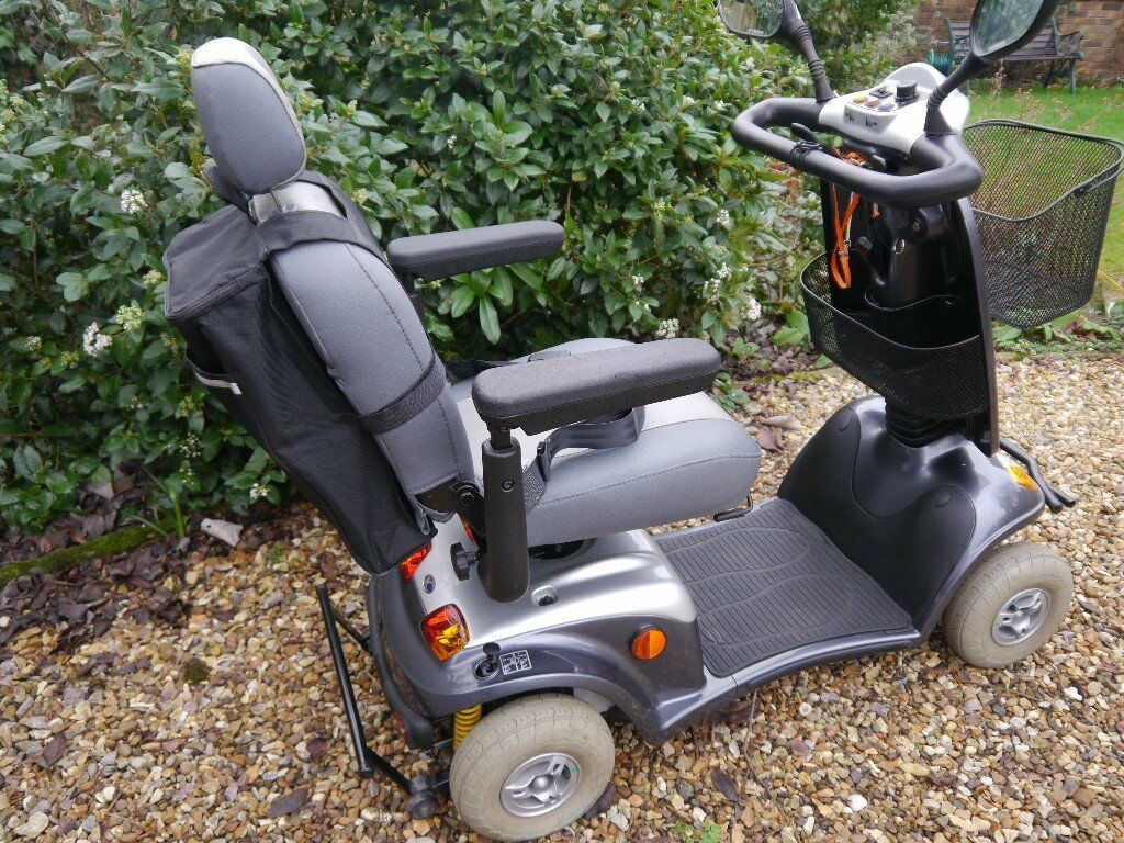 ... Array - kymco midi xl foru 8mph mobility scooter in graphite in rh ...