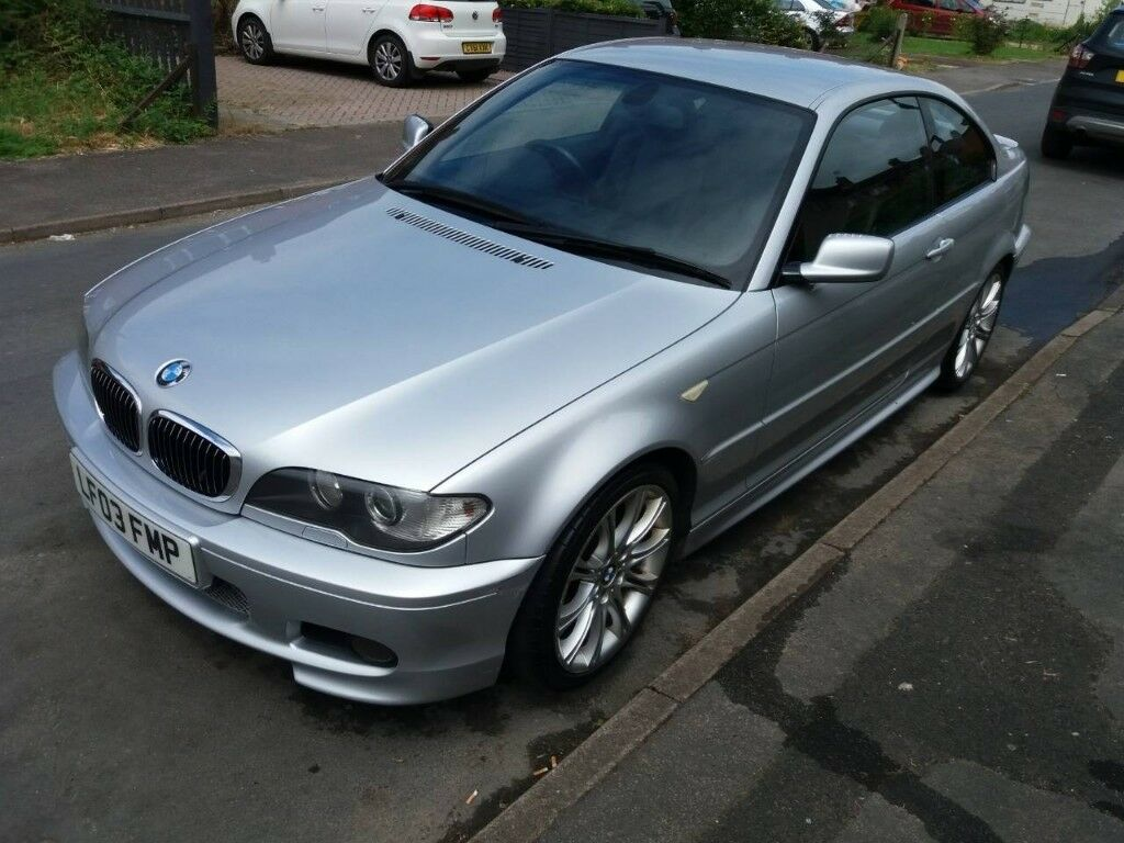 bmw e46 325ci m sport 2003 manual coupe facelift e36 in brockworth rh  gumtree com