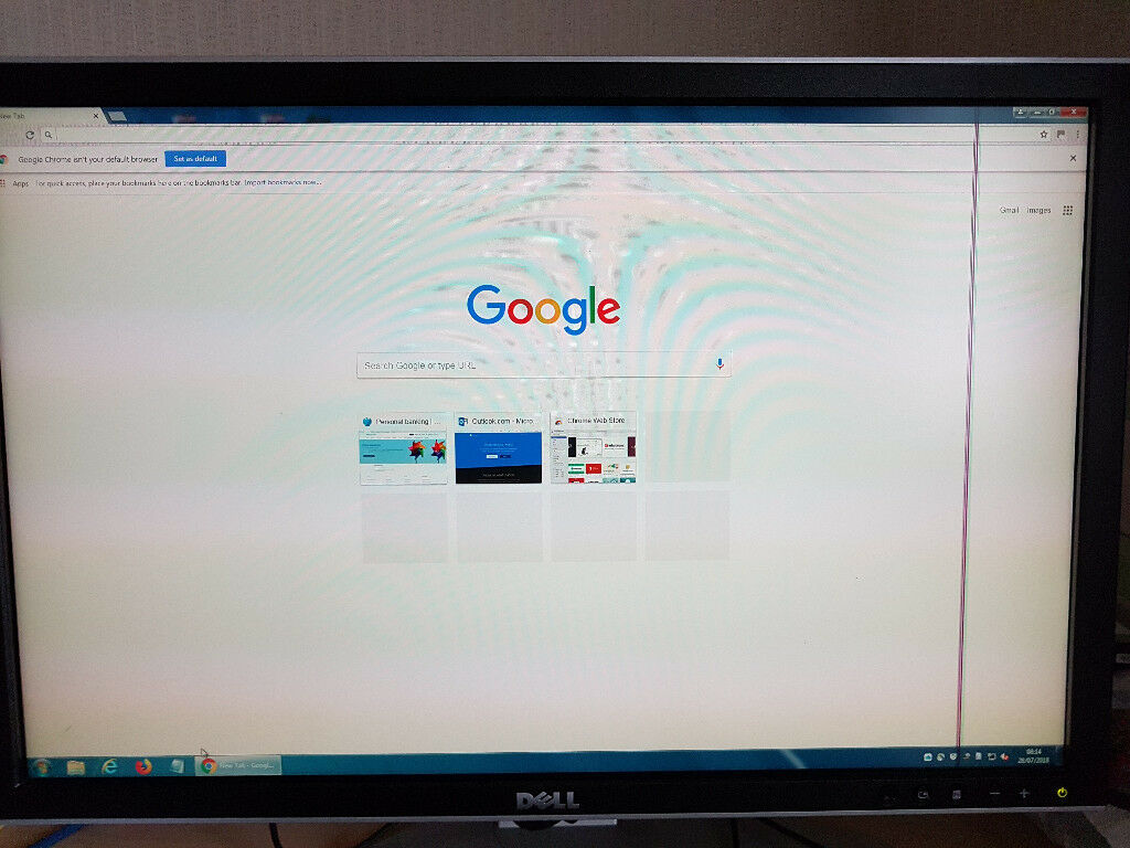 How To Repair Lcd Monitor Vertical Lines How To Fix A Broken