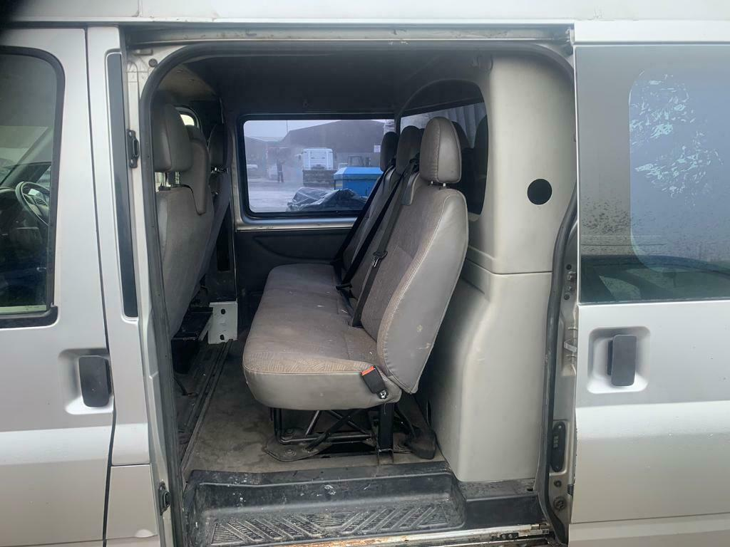 ford transit crew cab conversion online
