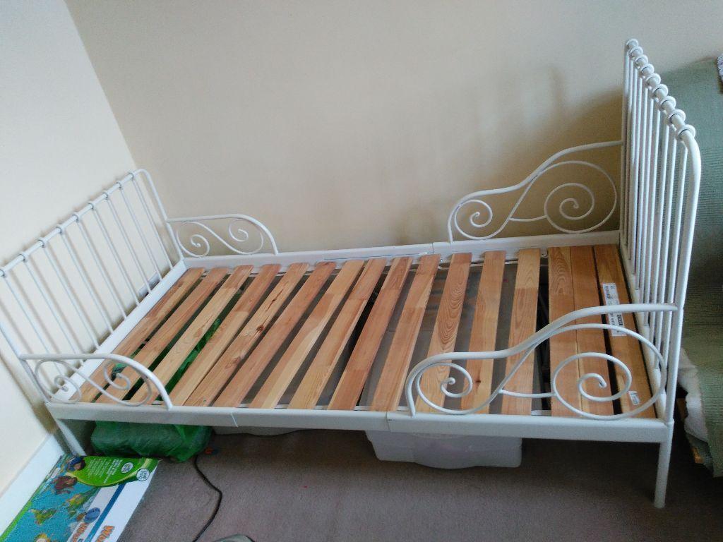 Minnen Bed Ikea Girls Room