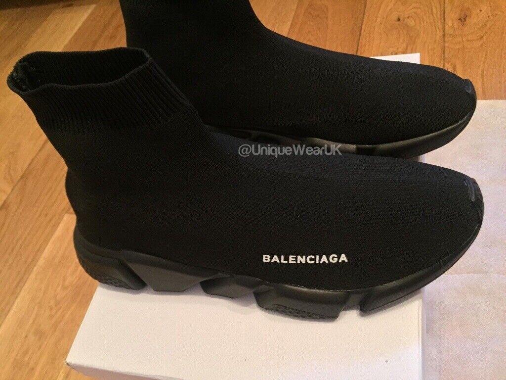 Balenciaga Shoes Cheap, Fake Balenciaga Speed Trainer Shoes Sale